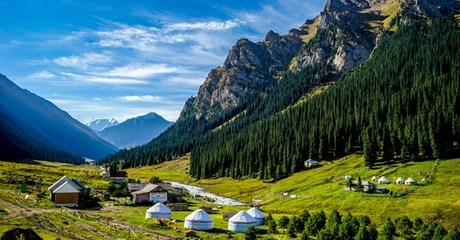 ✈ Kyrgyzstan: 3-Night Eid Break with Flights and Tours