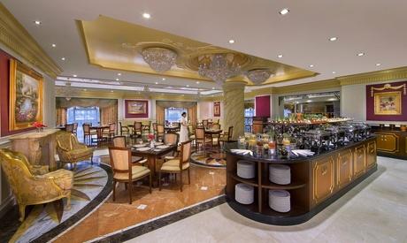5* Buffet or Brunch at Royal Rose Hotel