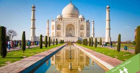 India: 9-Night Classic Tour