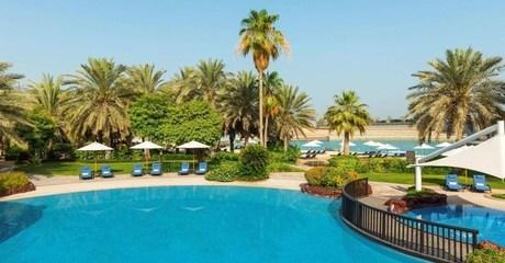Abu Dhabi: Up to 3-Nights with Yas Island Park Tickets