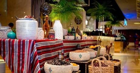 Iftar Buffet at 5* Dusit Thani Hotel