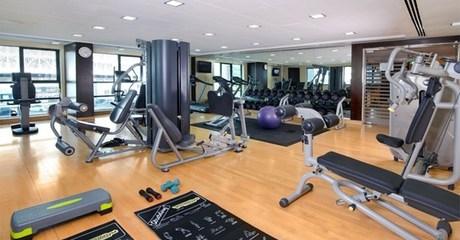 One 4* Gym Session