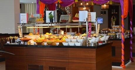 Set Menu Dinner at Hilton Hotel