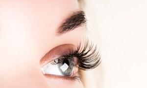 Choice of Eyelash Extensions