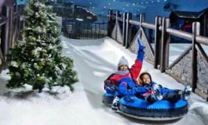 Dubai: 4* Stay with Ski Dubai Tickets