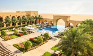 Abu Dhabi: One-Night 4* Summer Stay with All Inclusive