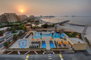 RAK: 1-Night Family Stay with Meals