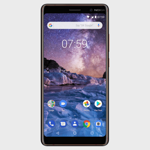 Nokia 7 Plus Price in Qatar Lulu