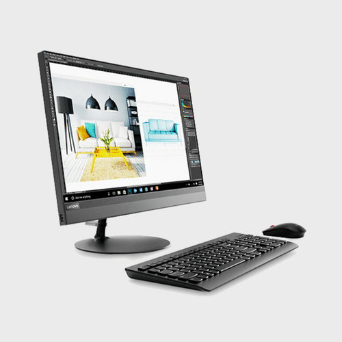 Lenovo All in One Desktop 520 F0D50065AX Price in Qatar and Doha