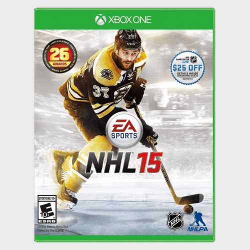 Xbox One NHL 15 Price in Qatar and Doha