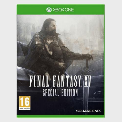 Xbox One Final Fantasy XV Special Edition price in Qatar