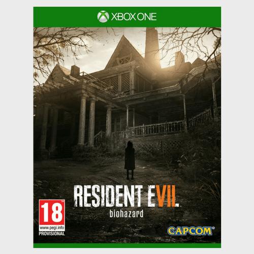 Xbox One Resident Evil 7 Biohazard price in Qatar