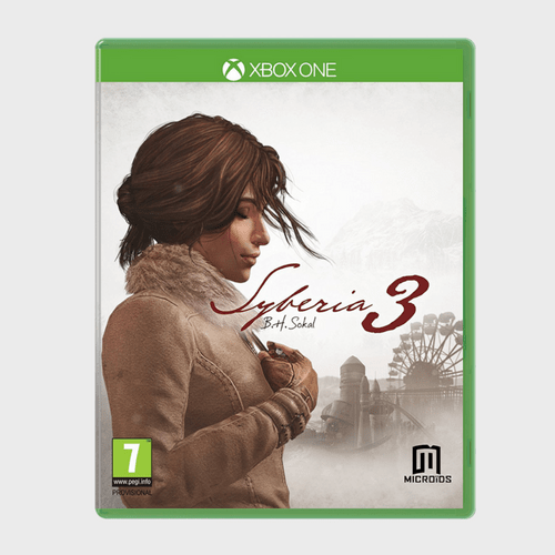 Xbox One Syberia 3 price in Qatar