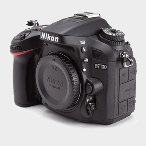 Nikon DSLR Camera Body D7100 24.1MP Price in Qatar Lulu