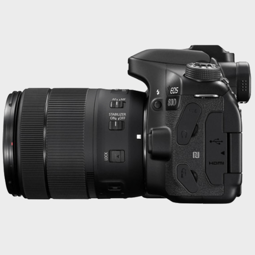 Canon DSLR Camera EOS 80D 18-135mm Lens Price in Qatar Lulu