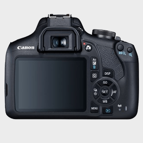 Canon DSLR Camera EOS 2000D 18-55mm IS Lens Price in Qatar