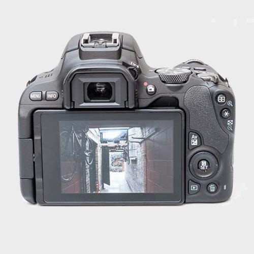 Canon Dslr Camera Eos 200d 18 55dc Iiimm Lens Price In Qatar Discountsqatar Com