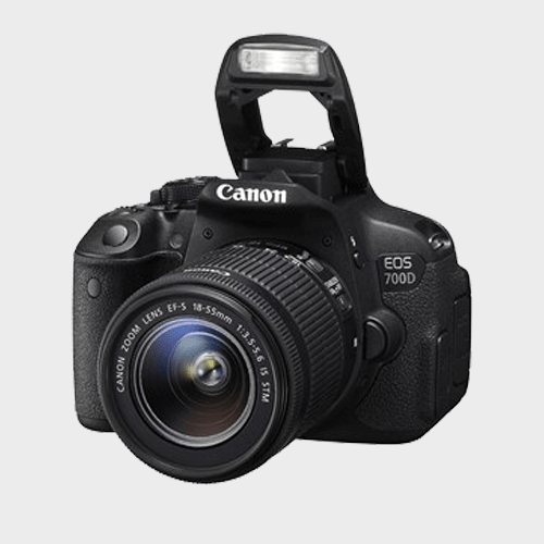 Canon DSLR Camera EOS700D 18MP 18-135 mm Price in Qatar and Doha