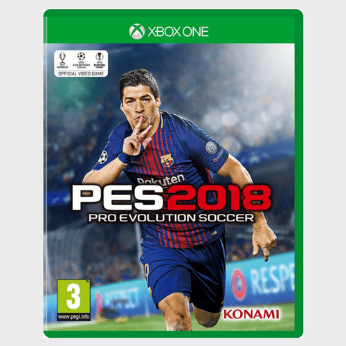 Xbox One PES 2018 price in Qatar