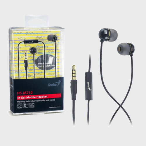 Genius Headset HSM210 Price in Qatar Lulu