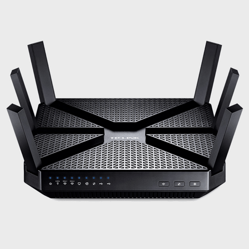TPLink AC3200 Wireless Tri-Band Gigabit Router Archer C3200 Price in Qatar