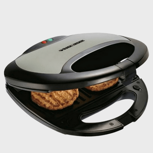 Black & Decker Sandwich Grill Maker TS2080 Price in Qatar
