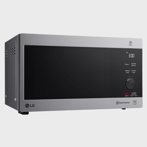 LG Microwave Oven With Grill MH8265CIS 42Ltr Price in Qatar souq
