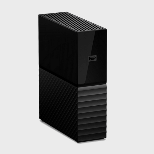 Western Digital Hard Disk My Book BBGB0040HBK 4TB Price in Qatar