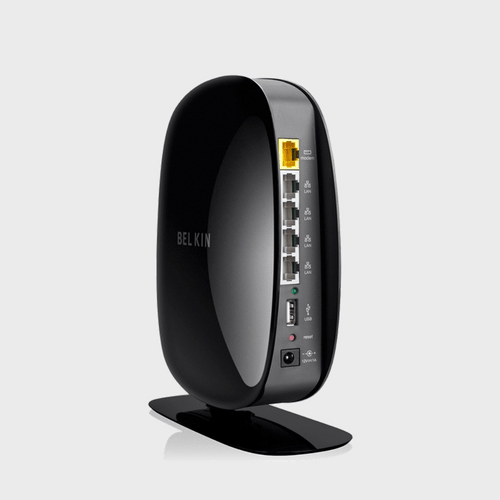 Belkin Wireless N600 Router F9K1102UK Price in Qatar souq