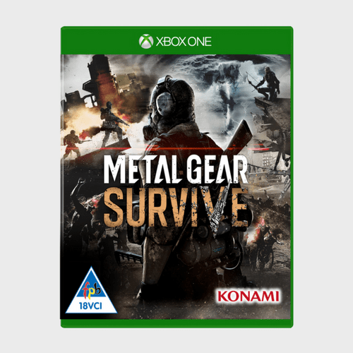 Xbox One Metal Gear Survive price in Qatar