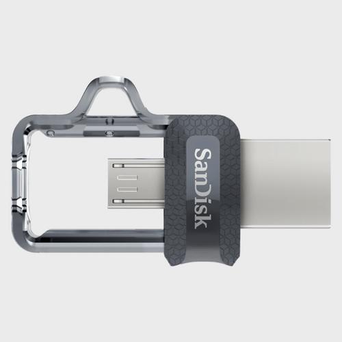 Sandisk Dual Drive SDDD3-016G-G46 16GB Price in Qatar Lulu