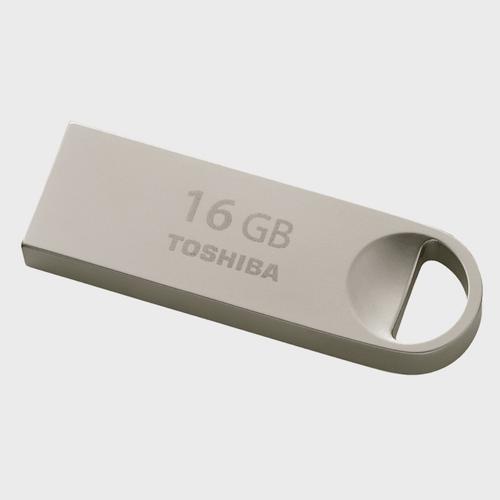 Toshiba TransMemory Flash Drive Metal U401S0160E4 16GB price in qatar