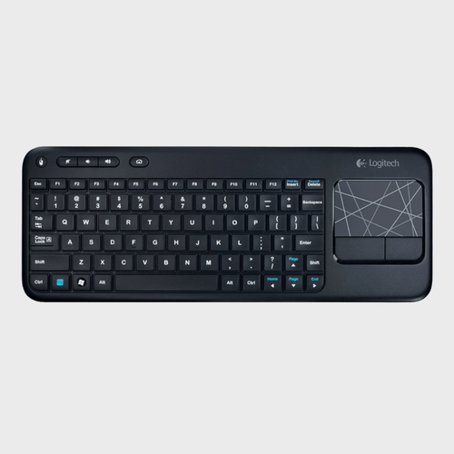 Logitech Wireless Keyboard with Touchpad K400 Price in Qatar Lulu