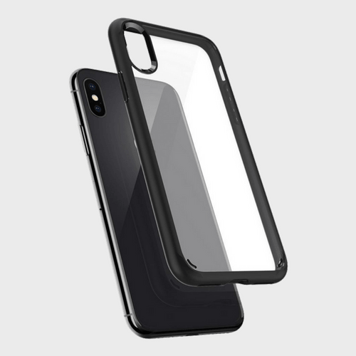 Spigen iPhone X Case Ultra Hybrid price in Qatar lulu