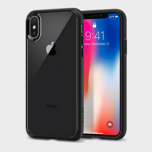 Spigen iPhone X Case Ultra Hybrid price in Qatar souq