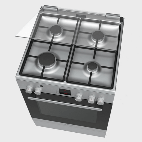 Bosch Cooking Range HGA243255M 60x60 4Burner price in Qatar souq