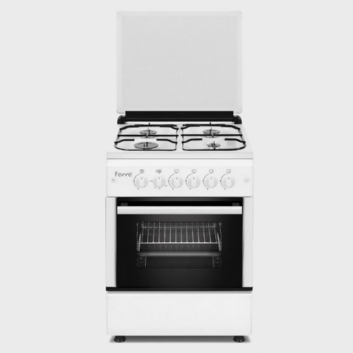 Ferre Cooking Range FR-N60X60 G4,4 Burner price in Qatar