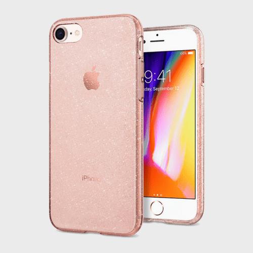 Spigen iPhone 8 Case Liquid Crystal Glitter price in Qatar
