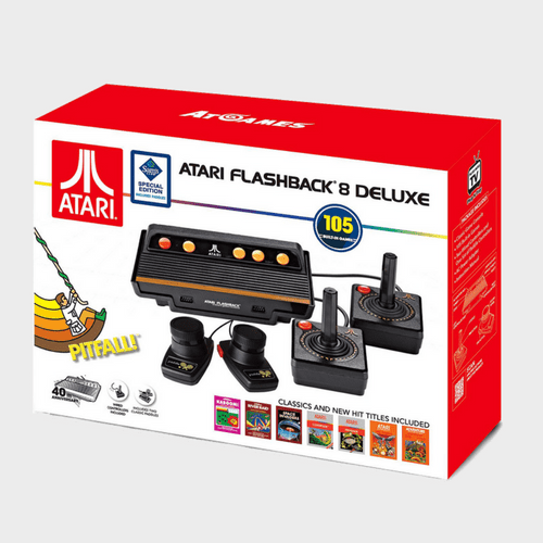 Atari Flashback 8 Deluxe With 105 Games Price in Qatar