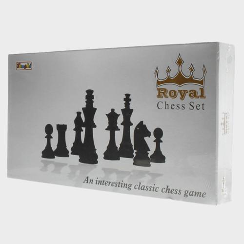Tanshi Royal Chess Set Small Size Price in Qatar lulu