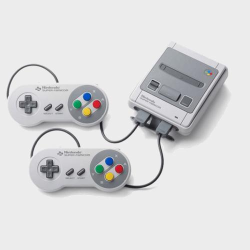 Nintendo Classic Mini: Super Nintendo Entertainment System Price in Qatar