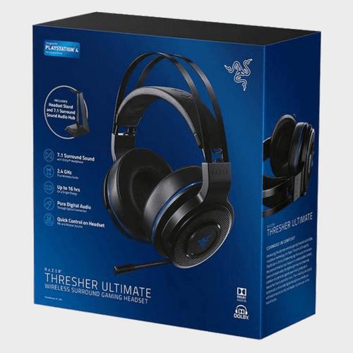 RAZER Thresher Ultimate Wireless 7.1 Gaming Headset Price in Qatar