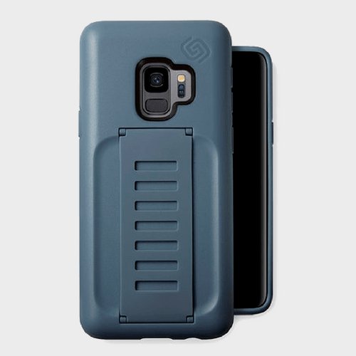 Grip2U Samsung Galaxy S9 BOOST Slate Blue Price in Qatar