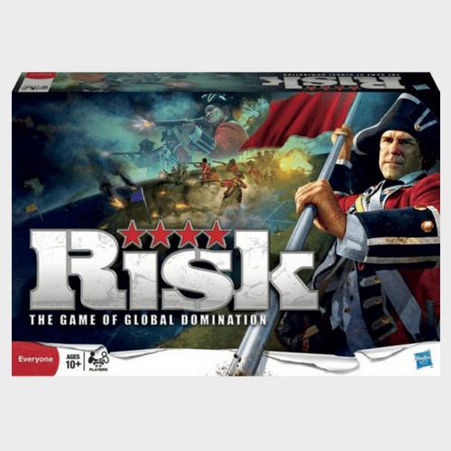 Hasbro Risk Global Domination 28720 Price in Qatar