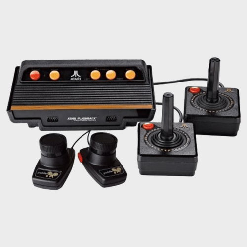Atari Flashback 8 Deluxe With 105 Games Price Qatar Lulu - Tccq