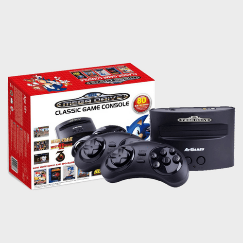 Sega Mega Drive Classic Game Console with 80 Games Price in Qatar