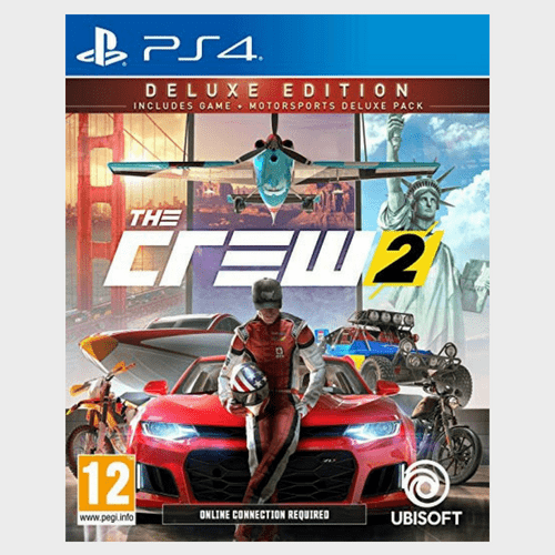 The Crew 2 Deluxe Edition PS4 Price in Qatar