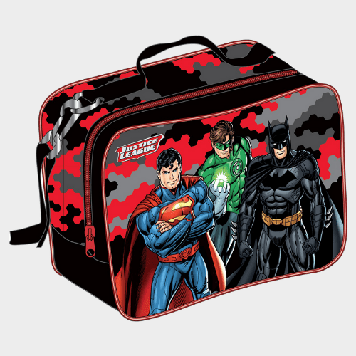 Justice League School Trolley Value Pack Set of 5Pcs FK160532 Price in Qatar Souq