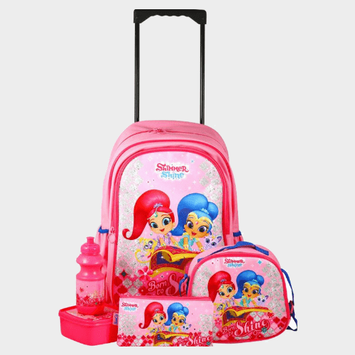 School Trolley Bag 5 in 1 16-686 Price in Qatar