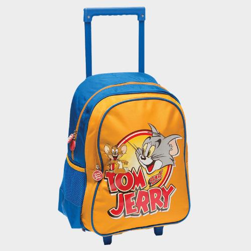 Tom & Jerry Trolley Bag TJL081008 Price in Qatar
